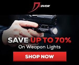 OpticsPlanet military personnel deals, weapon lights