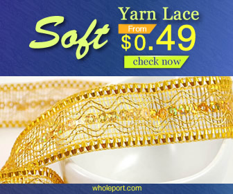 Explore the Cheapest Soft Yarn Lace! Big Sale in Wholeport!