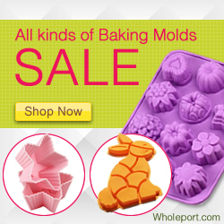 All kinds of Baking Molds on Sale