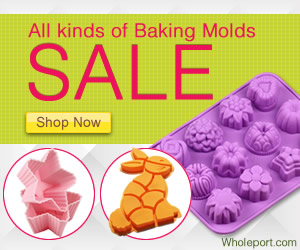 Different kinds of Baking Molds for Sale