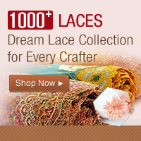 1,000+ laces, Dream Lace Collection for Every Crafter from Wholeport.com