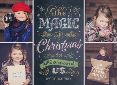 Affiliate Exclusive! $1.29 Holiday Cards & Invites + Free Stamp when you let us mail it for you! Use Coupon: MERRY129, Valid through 12/8/13. Shop Now!