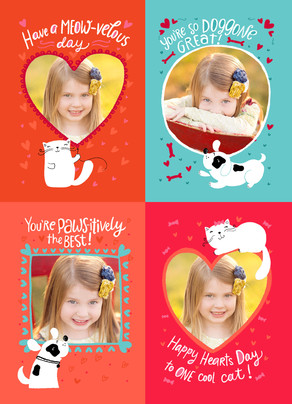99¢ Flat Valentine's Day Cards & Invitations at Cardstore!