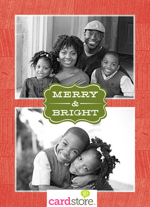 Black Friday Event! 75% off Holiday Cards & Invites + FREE Shipping at Cardstore, Use Coupon Code: CCN2175, Valid thru 11/25/12 at 11:59pm PST