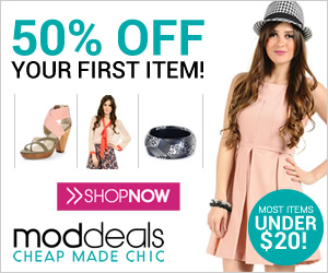 Shop Cheap Made Chic Fashion at ModDeals and get 50% OFF your first item! Click Here