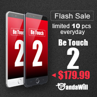 Ulefone Be Touch 2 Smartphone Flash Sale