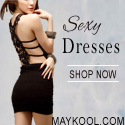 fashion dresses big sale @Maykool.com