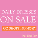 Daily dresses on sale! go shopping now!