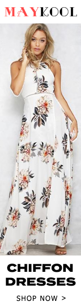 Latest Stylish Chiffon Dresses