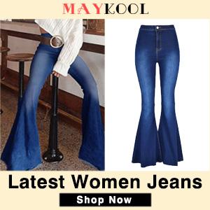 Women Jeans Buy 2 Get 10% Off