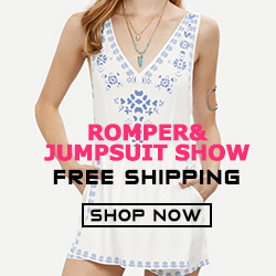 Hot Sale Romper&Jumpsuit Free Shipping Up to 80% off  Shop Now