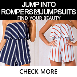 Maykool Summer Rompers & Jumpsuits. Shop Now!