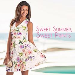 Shop Print Dresses