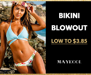 Maykool 2018 BIKINI BLOWOUT Low to $3.85, Shop Now