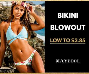 Maykool 2018 BIKINI BLOWOUT Low to $3.85, Shop Now