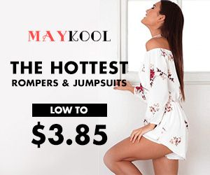 The Hottest Rompers & Jumpsuits, Low To $3.85