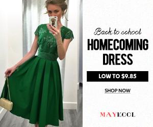 Maykool Homecoming Party Dress