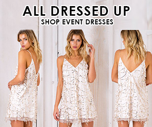 SHOP EVENT DRESSES