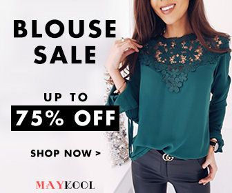 Blouse Sale Up To 75% Off,Shop Now