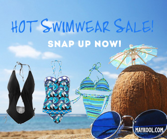 Hot swimwear sale!Snap up now!