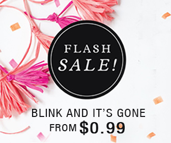 Blink And It's Gone From $0.99
