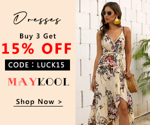 Maykool Dresses Buy 3 Get 15% Off