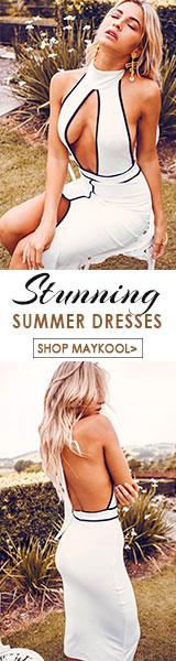 Shop Dresses at MAYKOOL