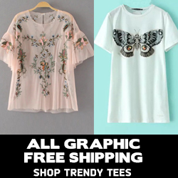 All Graphic Print Tee & Free Shipping Shop Now!