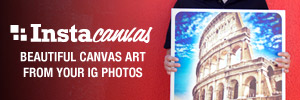 Print Your Own Photos on Instacanvas