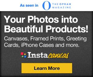 Print Your Own Photos on Instacanvas