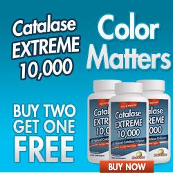 Catalase Extreme ~ Buy 2 Get 1 FREE!