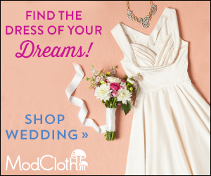 Shop ModCloth's Vintage-Inspired Wedding Line