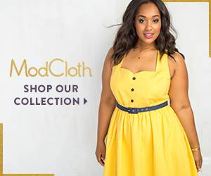 Stylish Plus Size Dresses & Separates at modcloth