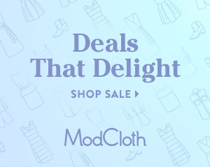 ModCloth Free Shipping over $50