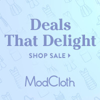 No guilt clothing shopping for mom! ModCloth Sale!