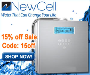 New Cell Water Ionizers