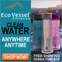 Eco Vessel - Water Bottles