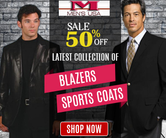 50% off Latest collection of Blazers