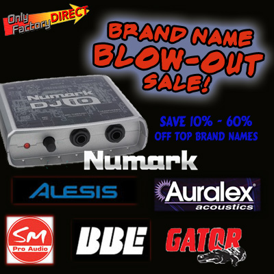 OnlyFactoryDirect.com Brand Name Blow-out Sale