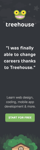 Learn Coding & Web Design at Treehouse