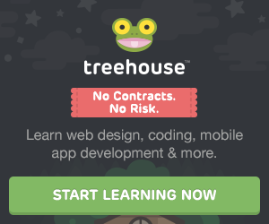 Learn Web Design, Coding & More. No Risk. No Contracts. Learn More