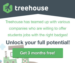 Treehouse New Job Board Feature For Members Only! Unlock your full potential!