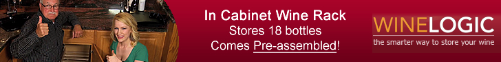 In-Cabinet Wine Rack