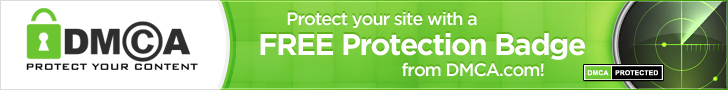 Protect your web content with a free dmca.com protection badge