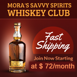 Bourbon Club $72/month