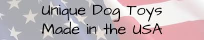 American-made dog toys