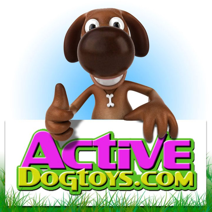 ActiveDogToys.com - Interactive Toys for your Active Dogs