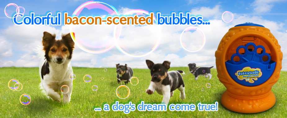 bacon bubble machine