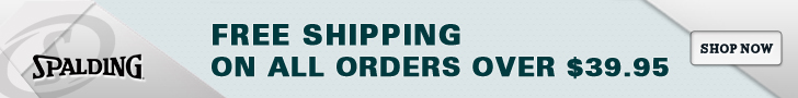 Spalding - free shipping