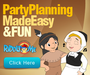 RiddleMe.com Thanksgiving Activities